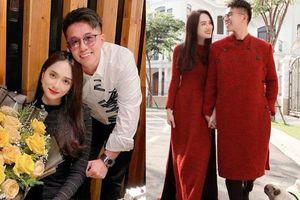 Bạn trai Hương Giang làm gì khiến dân mạng tin cả hai đã 'đường ai nấy đi'?