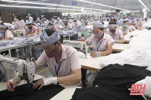 Vượt 'bão COVID-19', Khu Kinh tế Nghi Sơn và các khu công nghiệp phát triển ổn định