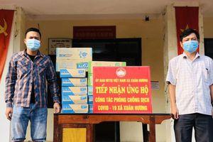 Bắc Giang: Bố trí điểm tập trung tiếp nhận hàng hóa phòng, chống dịch