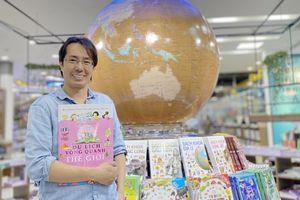'Ngồi nhà giãn cách vẫn có thể đi ra thế giới bằng sách'