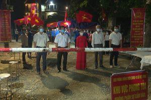 Hà Nội dỡ phong tỏa khu vực hơn 2.000 dân