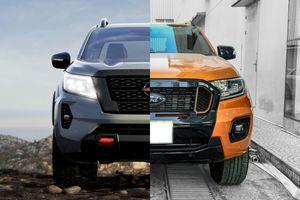 Nissan Navara Pro4X có cơ hội vượt qua Ford Ranger Wildtrak?