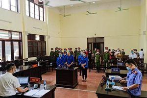 42 tháng tù giam về tội tổ chức sử dụng trái phép chất ma túy