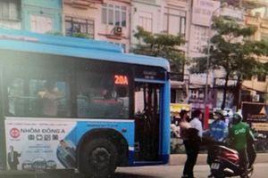 Hà Nội: Xác minh phụ xe buýt hành hung người tham gia giao thông