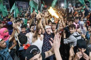 Lệnh ngừng bắn ở Dải Gaza: Hamas tuyên bố chiến thắng; Quốc tế hoan nghênh; Ngoại trưởng Mỹ sắp sang Trung Đông