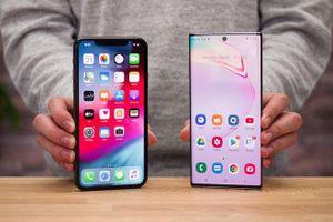 Người dùng tại Mỹ hài lòng với smartphone Samsung hơn Apple