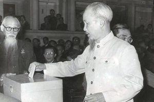Tổng tuyển cử lần thứ nhất - kỷ nguyên mới của dân tộc