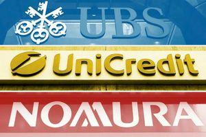 Châu Âu trừng phạt các ngân hàng bắt tay nhau thao túng thị trường