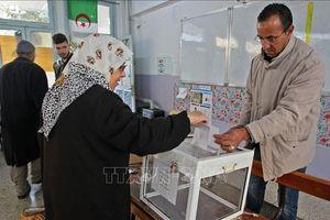 Algeria khởi động chiến dịch tranh cử