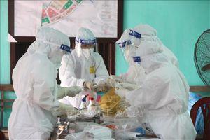 Chiều 21/5, Việt Nam ghi nhận 57 ca mắc mới COVID-19 trong cộng đồng