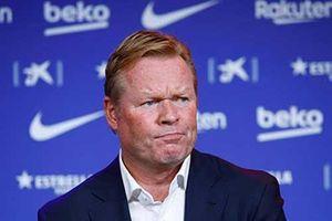 Barcelona mất bao nhiêu tiền nếu sa thải Koeman?