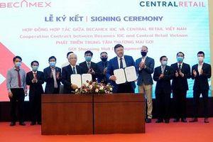 Becamex IDC 'bắt tay' Central Retail đưa GO! về Bình Dương