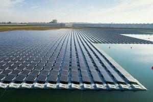 Việt Nam thử nghiệm mô hình điện mặt trời trên biển