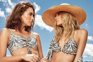 7 kiểu bikini lãng mạn, đẹp sang cho các 'nàng thơ'