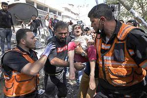Mỹ sẽ hợp tác với Liên hợp quốc để hỗ trợ nhân đạo tại Dải Gaza