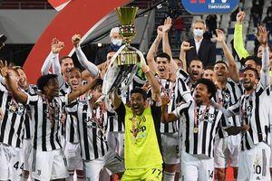 Juventus, PSG đoạt Cúp QG 2021