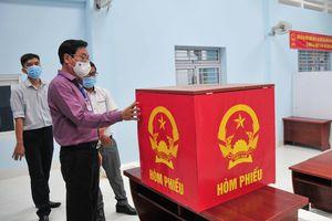 HĐND tỉnh Khánh Hòa giám sát công tác chuẩn bị bầu cử tại Khánh Vĩnh, Diên Khánh
