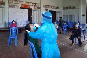 Giãn cách xã hội 42 xóm của 7 xã giáp ranh với tỉnh Bắc Giang