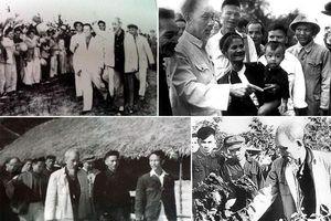 Kỷ niệm 60 năm Bác Hồ về thăm xã Vĩnh Thành
