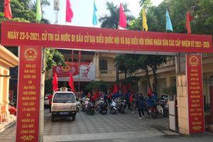 Nam Từ Liêm: 'Rõ vai, thuộc bài', giải quyết kịp thời các tình huống phát sinh tại khu vực bỏ phiếu