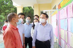 Quảng Ninh giữ an toàn cho Ngày hội non sông