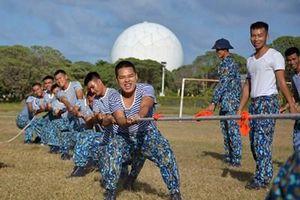 Bản lĩnh và ý chí người lính giữ đảo