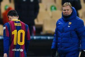 Messi nghỉ trận cuối La Liga, dưỡng sức cho Copa Ameria