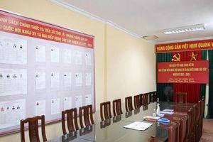 Địa điểm niêm yết danh sách cử tri mang ý nghĩa lịch sử ở Hà Nội