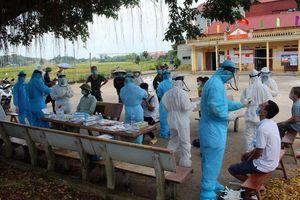 Phát hiện thêm 1 trường hợp nghi nhiễm SARS-CoV-2 ở Phú Bình