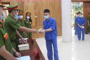 Toàn cảnh nơi bầu cử đặc biệt nhất Hà Nội