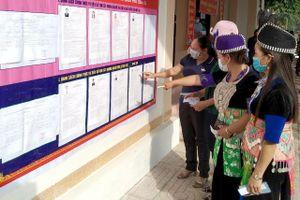 Quốc phòng 4 (Quân khu 4): 100% cử tri tham gia bầu cử sớm