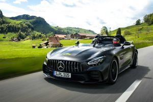 Bussink GT R SpeedLegend - siêu xe không kính chắn gió mạnh 850 mã lực