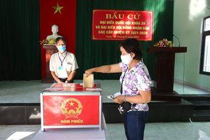 Hơn 1,14 triệu cử tri Quảng Nam nô nức đi bầu cử