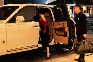 Khắc Việt 'xách' Rolls-Royce Cullinan hơn 41 tỷ đồng quay MV mới