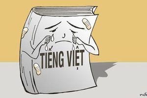 Tiếng Việt với những nghịch lý thú vị