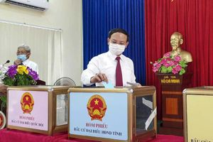 Quảng Ninh: Huyện đảo Cô Tô là địa phương đầu tiên có 100% cử tri đi bầu cử