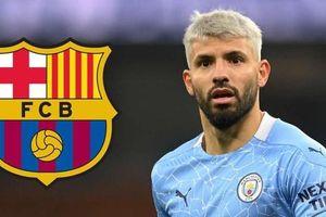 Sergio Aguero đến, Lionel Messi đồng ý ở lại Barca