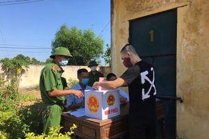 Quảng Bình: Những cử tri đặc biệt thực hiện quyền bầu cử trong trại tạm giam