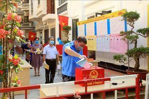 Phối hợp chặt chẽ, đảm bảo an ninh, an toàn tuyệt đối cho Ngày Bầu cử