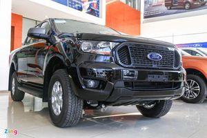 Hé lộ thông số kỹ thuật của Ford Ranger 2021 lắp ráp tại Việt Nam