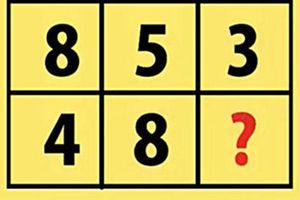 Thử thách IQ: 5 bài toán đọ tính kiên nhẫn, 90% người bỏ cuộc chỉ sau 1 phút