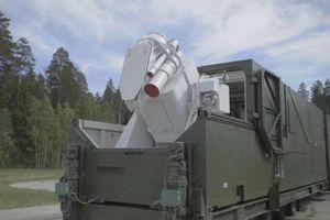 Nga đã thử nghiệm vũ khí laser bí mật Peresvet ở Syria