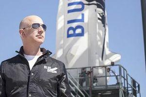 Đấu giá vé bay vào vũ trụ trên tàu Blue Origin: 2,6 triệu USD vẫn chưa chắc thắng