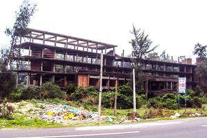 Khu đất công trình khách sạn bỏ hoang ở xã Đại Lãnh: Các bên sẽ bàn hướng sử dụng