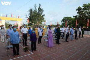 Cử tri trên đảo Lý Sơn, Phú Quốc, Cô Tô, Cồn Cỏ đi bầu cử rất sớm