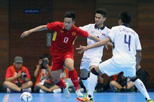 Nhận định Việt Nam vs Lebanon: Vượt ải khó, mở cánh cửa tới World Cup Futsal