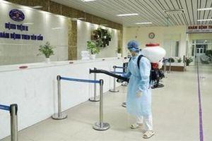 Bệnh viện K cơ sở Phan Chu Trinh và cơ sở Tam Hiệp gỡ phong tỏa từ 24/5