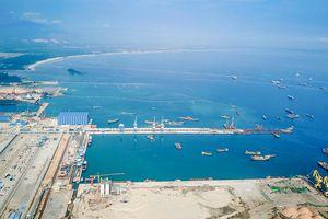 Quảng Ngãi sẽ có bến cảng tổng hợp container gần 3.800 tỷ đồng