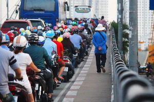 Điều chỉnh giao thông 'điểm nóng' cầu Nguyễn Tri Phương