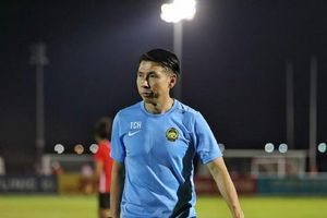 Thua đậm trước ngày tái đấu Việt Nam, HLV Malaysia vẫn nói 'cứng'